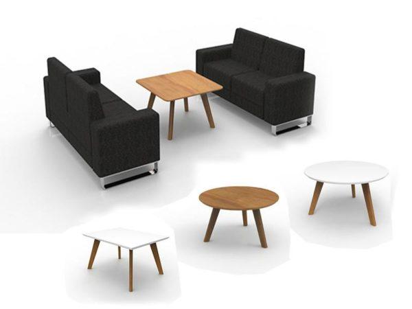 Danmark Round Coffee Table